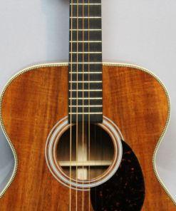 OM 28K2 Martin Guitars im American Guitar Shop