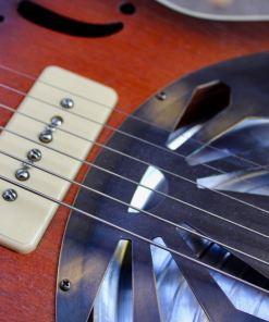 Resonator - Lapsteel Gitarren