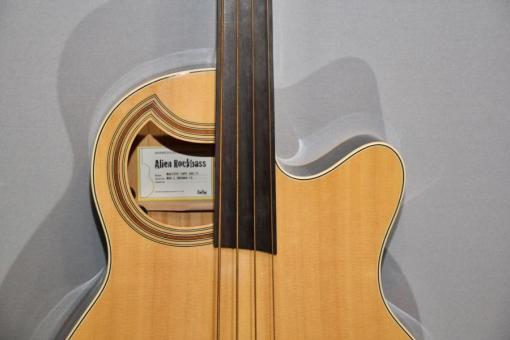 Akustikbass im Guitar Shop 21223