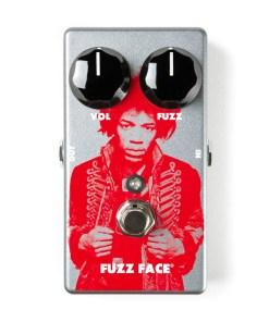 Dunlop MXR Jimi Hendrix Fuzz Face Ltd