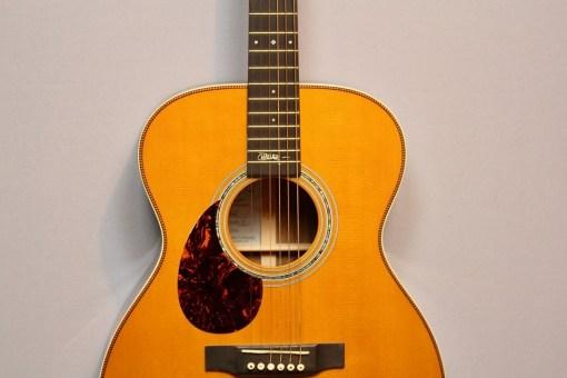 Martin Guitars für Linkshänder