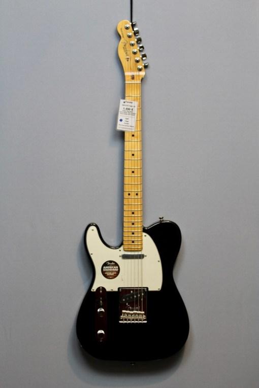 E-Gitarre für Linkshänder 6