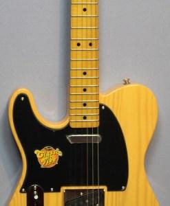 E-Gitarre für Linkshänder 9