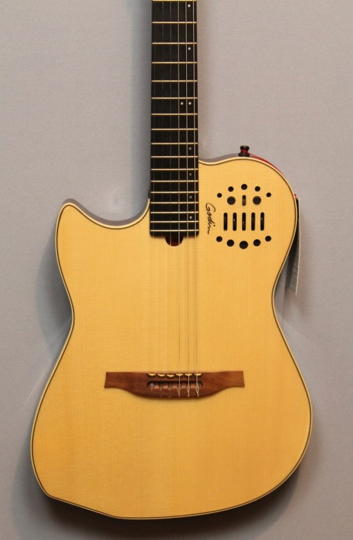 Lefty Guitars Berlin 1