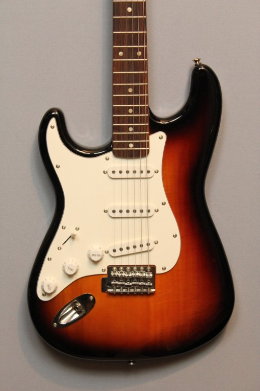 Gitarren für Linkshänder im Guitar Shop 8