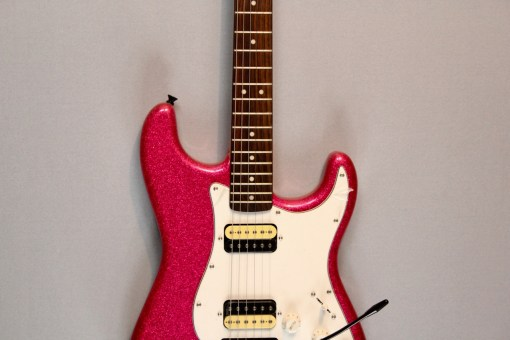 Affinity Strat Candy Pink