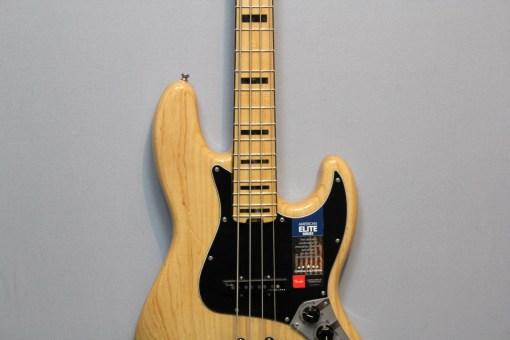 Fender Elite Jazz Bass