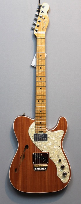 Fender Exotic Wood 2017 Tele
