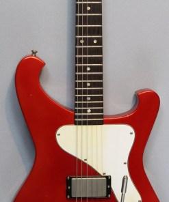 Page Guitars Baron Classic