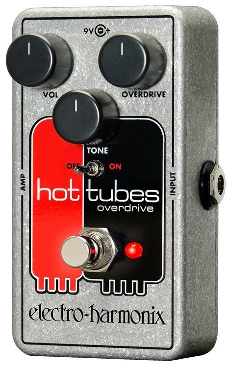 Electro Harmonix Hot Tubes