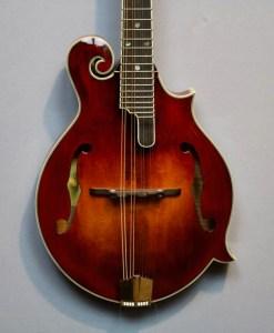 Eastman MD 815 f-Style Mandoline 0