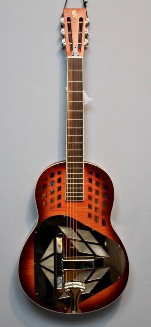Baton Ruge RR21T/12-SB – American Guitar Shop - Gitarren in Berlin