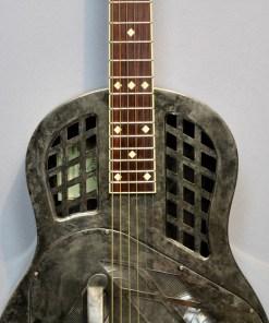 Leewald Tricon Golden Era Resonator Gitarre