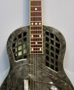Leewald Tricon Golden Era Resonator Gitarre