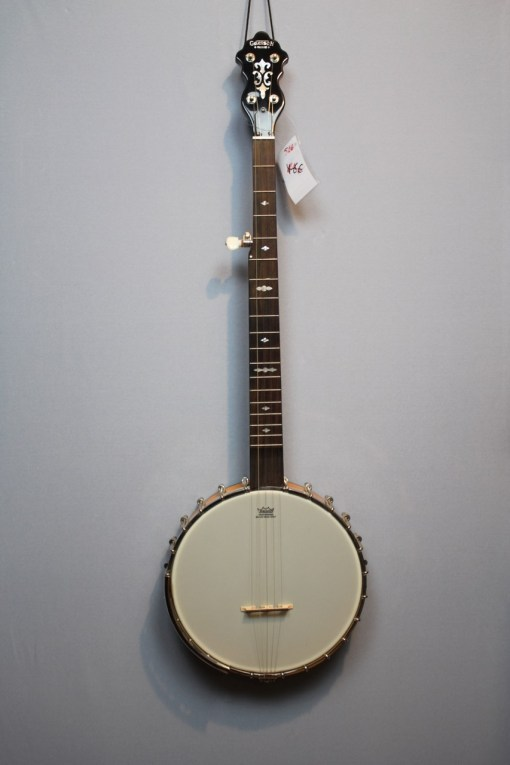 Gretsch G9451 Dixie Deluxe 5-String Open Back Banjo