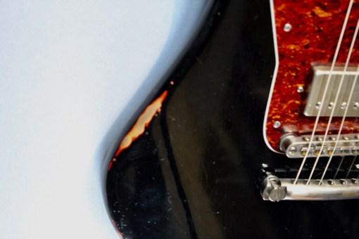 Maybach JazPole 63 Variotone E-Gitarre
