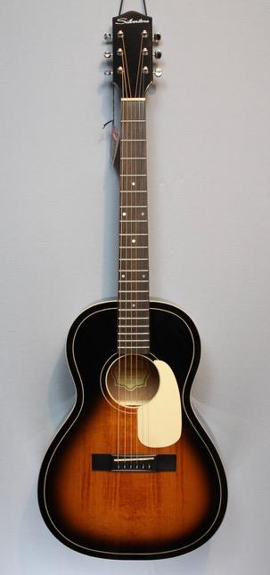 SILVERTONE 604-AVS Folkgitarre2