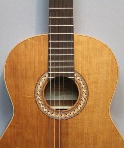 Höfner HGL8 Green Line Konzertgitarre