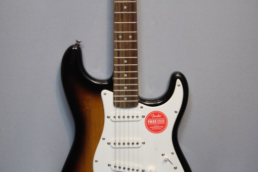 Squier Bullet Strat BSB AW