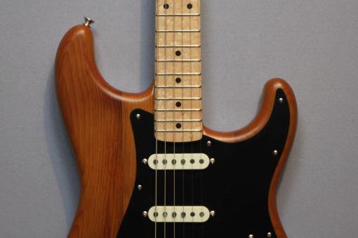 Fender AM PRO VIN '59 Pine STRAT NAT