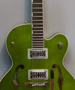 Gretsch G6120SH Brian Setzer Hot Rod Green Sparkle