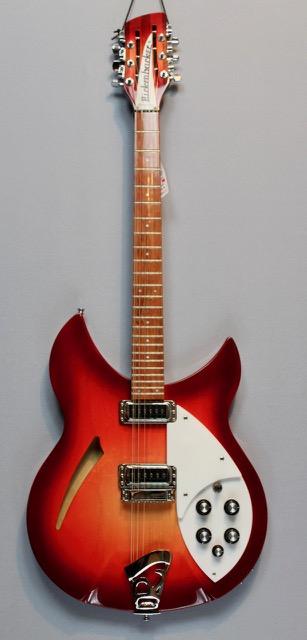 Rickenbacker 360/12 FG / 12 String Fireglo