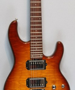 Music Man Silhouette Special 20th AV Caramel