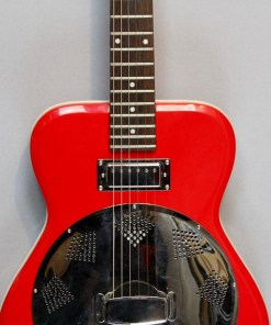 Eastwood Guitars Airline Folkstar Red