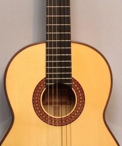 Aranjuez 300F Fichte/Zypresse Flamencogitarre