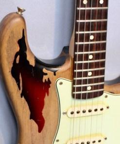 Fender Rory Gallagher Custom Shop Relic Strat
