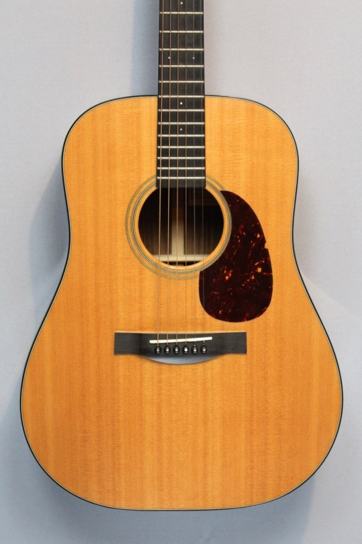 Santa Cruz Guitars D pre War Westerngitarre