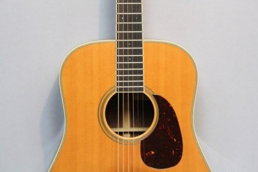 Santa Cruz Guitars D Westerngitarre