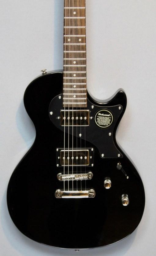 Richwood – REG-430-BKS E-Gitarre