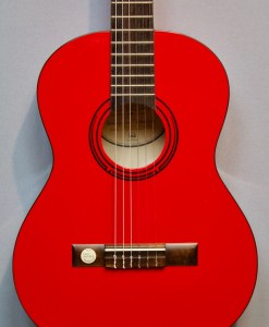 VGS Konzertgitarre Pro Natura Colour Serie 3/4 Größe Konzertgitarre