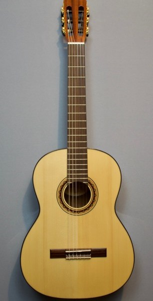 VGS Pro Andalus Model 10 Spruce 4/4 Konzertgitarre