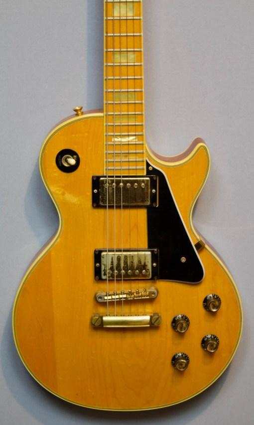 Gibson Les Paul Custom Vintage Guitars in Berlin