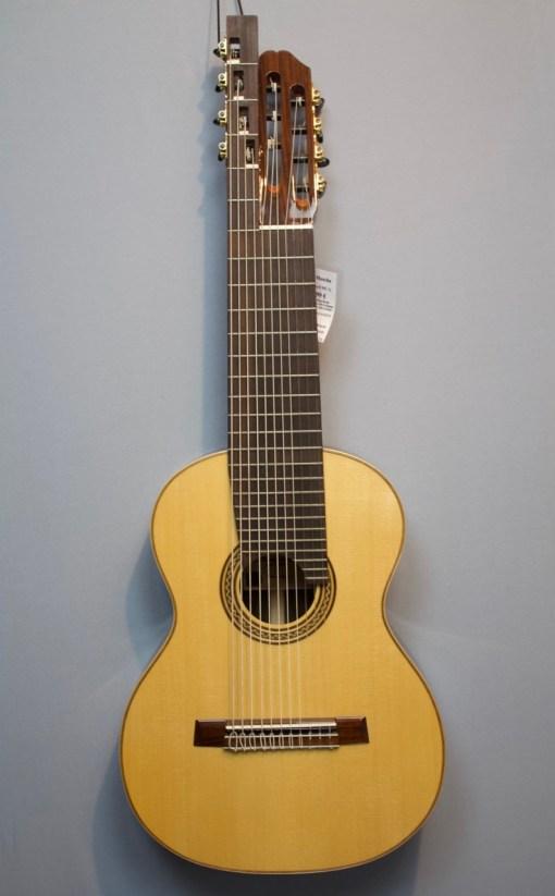 La Mancha Zafiro S MC11 Konzertgitarre 11-saitig