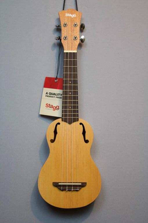 Stagg UCX-ROS-S – American Guitar Shop - Gitarren in Berlin
