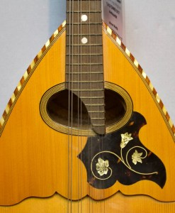Rene Gerome Mandoline – American Guitar Shop - Gitarren in Berlin