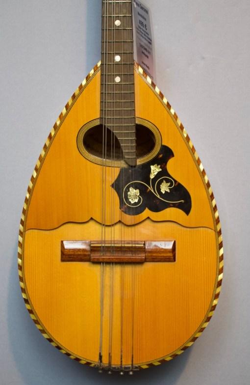 Mandoline Flach 6