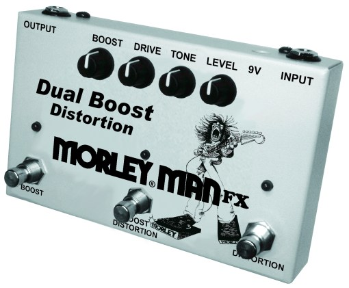 Morley Distortion