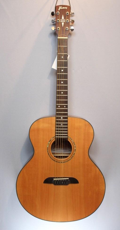 Framus FJ-14SV VNT Legacy Series Westerngitarre3