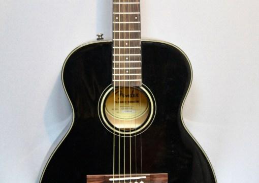 Fender CT-60S black Westerngitarre