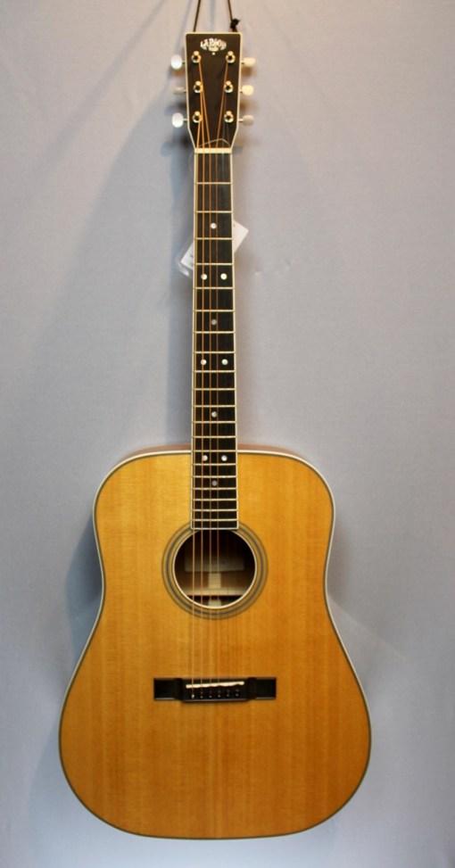 Larson Stetson Style 1 Westerngitarre3
