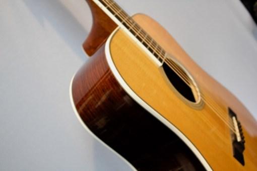 Larson Stetson Style 2 Westerngitarre1