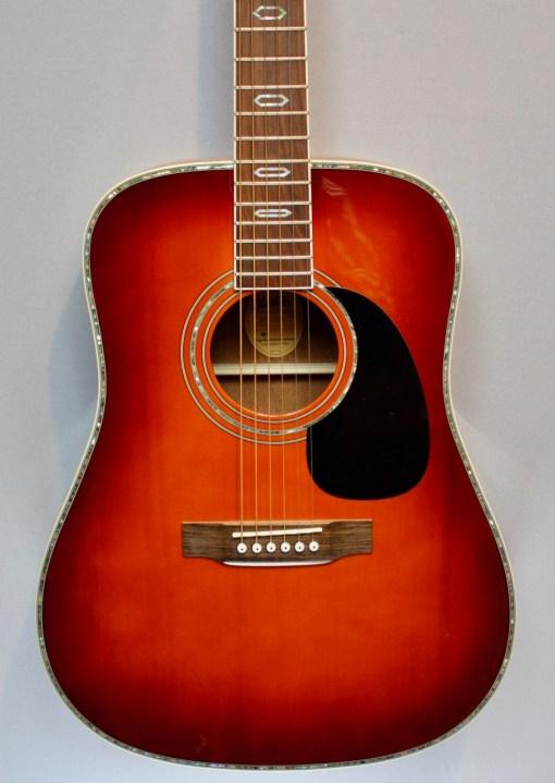 Blueridge BR-70 AS Westerngitarre4