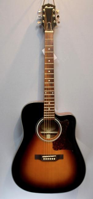 Shadow JMS-55E SBHG Westerngitarre 2