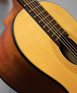 La Mancha Rubinito LSM Konzertgitarre 2