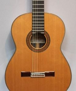 Asturias Standard C Konzertgitarre 4
