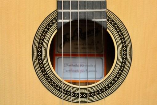 Ramirez RA Spruce 650 Klassikgitarre 2